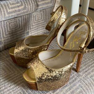 Alice and Olivia high heels 👠